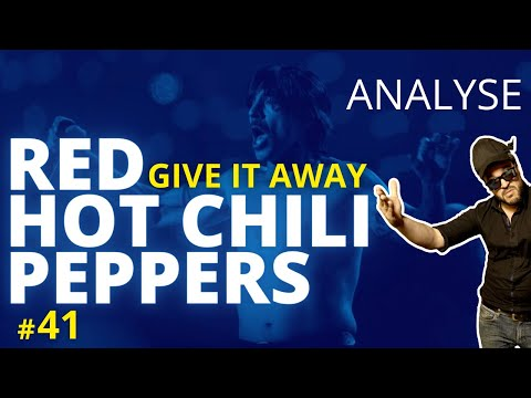 L'histoire de GIVE IT AWAY des RED HOT CHILI PEPPERS - UCLA