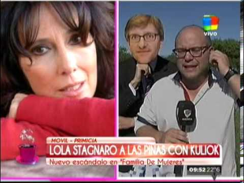 Luisa Kuliok y un nuevo escándalo