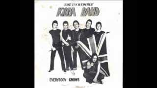 THE INCREDIBLE KIDDA BAND (1978) Everybody Knows 7'' (FULL)