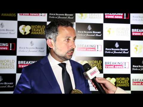 Stephen Kamat, director marketing and branding, Millennium Hotels & Resorts