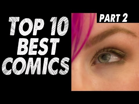 Top 10 Comics Part 2: Saga, Low, Sex Criminals, Wicked and the Divine