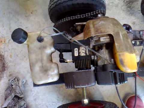 How to fix a Two Stroke engine Part 1