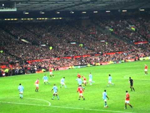 Goal Rooney, Man Utd Vs Man City. 12.02.2011 video