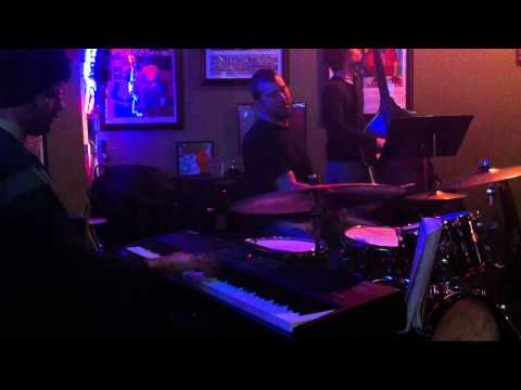 John Arredondo Trio at Mojos