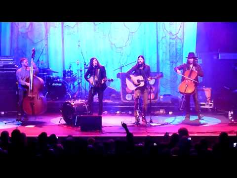 The Avett Brothers - Laundry Room [Manchester 2013]