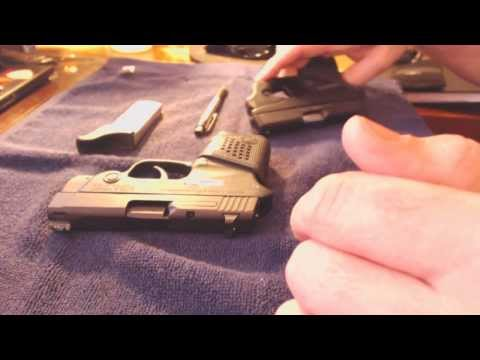 Smith & Wesson Bodyguard 380 vs Ruger LCP 380