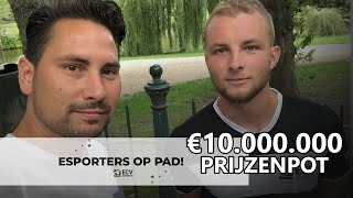 10.000.000 dollar prijzenpot | Let's talk with Cazorla