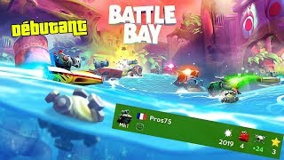 Battle Bay Android (11/05/17) - Débutant, 2019 dégats !