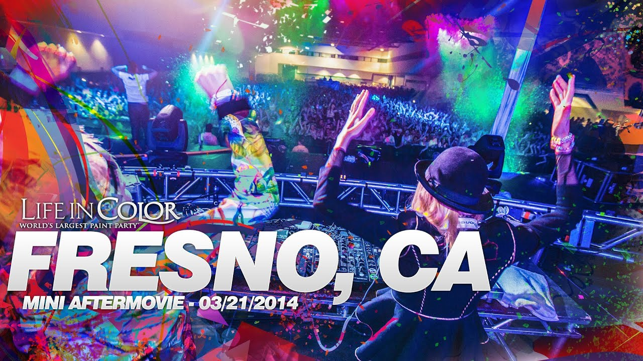Life in color fresno ca unleash tour 3 21 14 mini for Color fresno