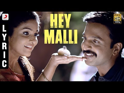 Dhwaja - Hey Malli Kannada Lyric | Ravi, Priyamani | Santhosh Narayanan/Chinna