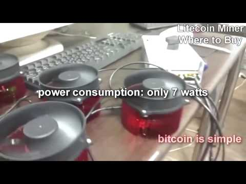 How to Mine Litecoin? Cheapest LTC Miner Available!