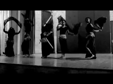 Culture Shock (Dance Performance @ Penn Museum): Clip 2