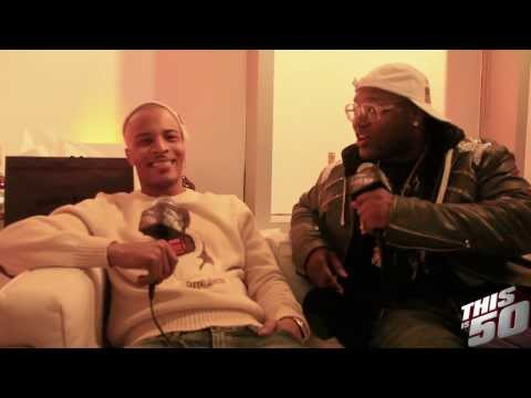 T.I. Says Trinidad James Can't Speak For The Whole Atlanta - TI50
