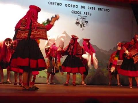 Bailes de Cusco - Centro Qosqo de Artes Nativos