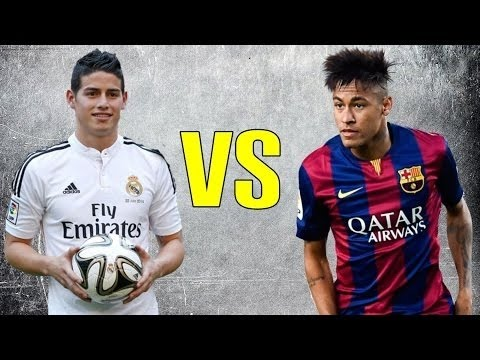 James Rodriguez Vs Neymar Jr ~ HD Video by Vashaev Studio7HD ● Moldazimov Alibek 7™ Productions