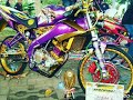 ALL MOTOR MODIFIKASI CANTIK