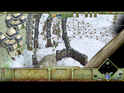 Age of Mythology: The Titans 04. Башня Одина 1/2