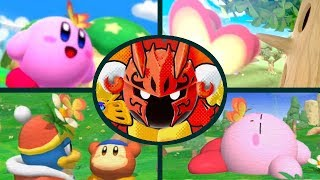 Evolution of the Butterfly in Kirby Games (2011-2018)