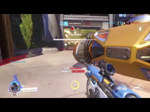Overwatch - Season 7 Placement Matches