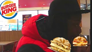 WHY WE WON'T EVER GET BURGER KING BREAKFAST AGAIN : BURGER KING BREAKFAST REVIEW