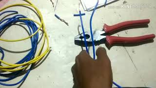 House wiring wire typing kondalamma 956 440 7702