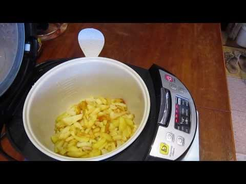 Жареный картофель в мультиварке Redmond 4500