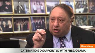 Kwa Greek jew Billionaire John Catsimatidis-Wiki Sanitized-Buy NY Daily News Off jew Zuckerman