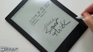 "Likebook Mimas Review - 10.3"" E Ink eReader and Notepad"