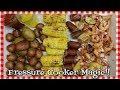 Pressure Cooker Down East Shrimp Boil ~ Seafood Boil ~ Pressure Cooker Recipe ~ Noreen's Kitchen
