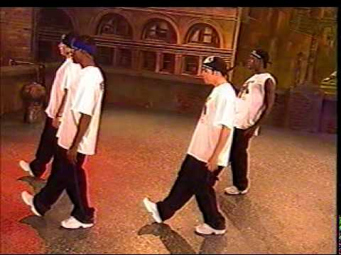 Darrin's Dance Grooves - HipHop Dance Lessons