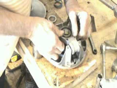 Polaris P85 Clutch Repair