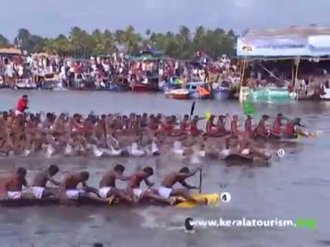 Nehru Trophy Boat Race Alappuzha Kerala tourism