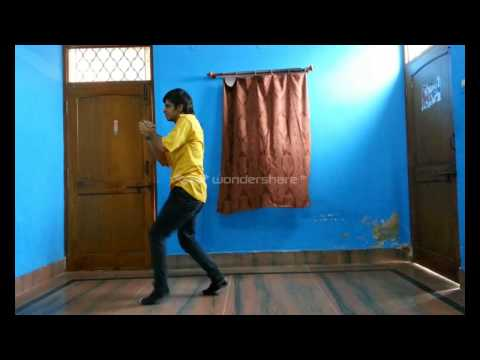 Lyrical Contemporary Dance 'awari Soch The Band' video