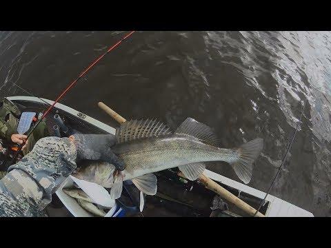 Открытие рыбалки на Каме.