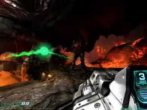 Doom 3 ending