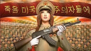 Best of North Korean Propaganda - English Subtitles -