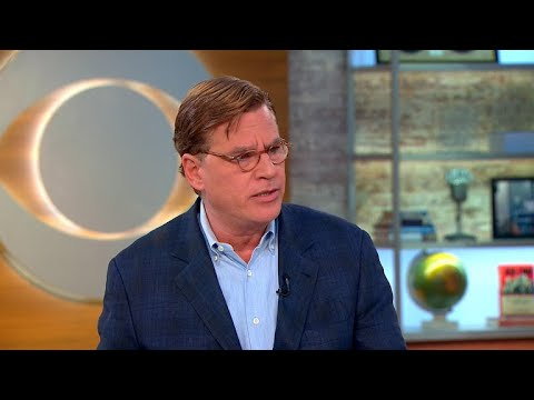 "Aaron Sorkin On The Fears He Faced In Directing ""Molly's Game"""