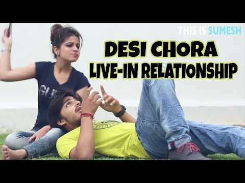 Desi Chora Live-in Relationship - This is Sumesh - Love Story of this week thumbnail