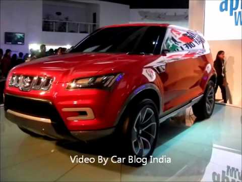 Maruti XA Alpha Global Debut Walk Around Review From Auto Expo 2012