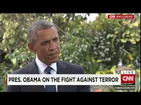 Obama: 99.9% of Muslims Reject Radical Islam
