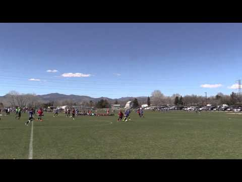 Colorado Storm 00B South Royal vs Rocky Mountain Cougars Black