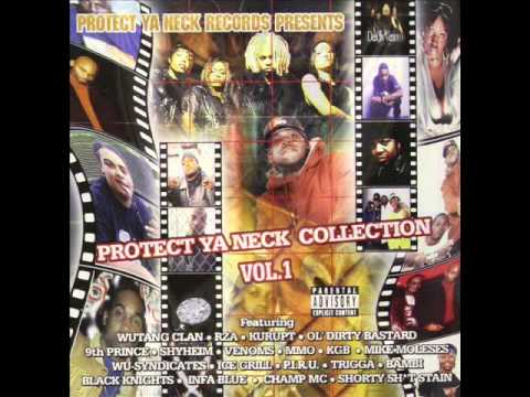 Ol Dirty Bastard - Protect Ya Neck Collection, Vol. 1