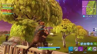 Fortnite squad win with jav and THE MORMON with a great squad wipe.