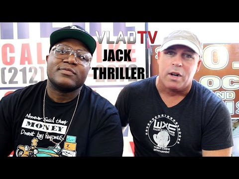 Jack Thriller: 40 Glocc Is 40 Dead in Our Upcoming Fight