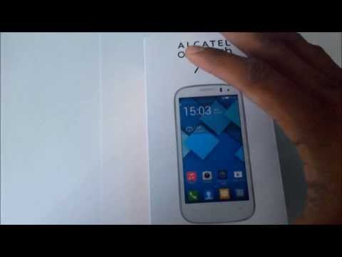 ALCATEL ONE TOUCH C5 POP