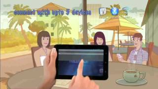 Reliance 3G Tab V9A Demo video