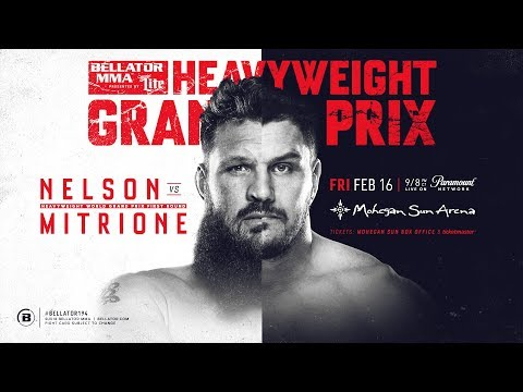 Bellator 194 LIVE Weigh Ins