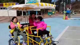 Funny Kids Riding Bicycle Family Fun Videos Sophia Fun Kids TV