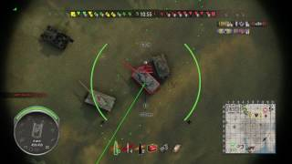 World of Tanks PS4 - M53/M55 MASTER