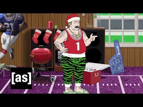 Seasons Greetings 2013 | Carl's Lock | Adult Swim